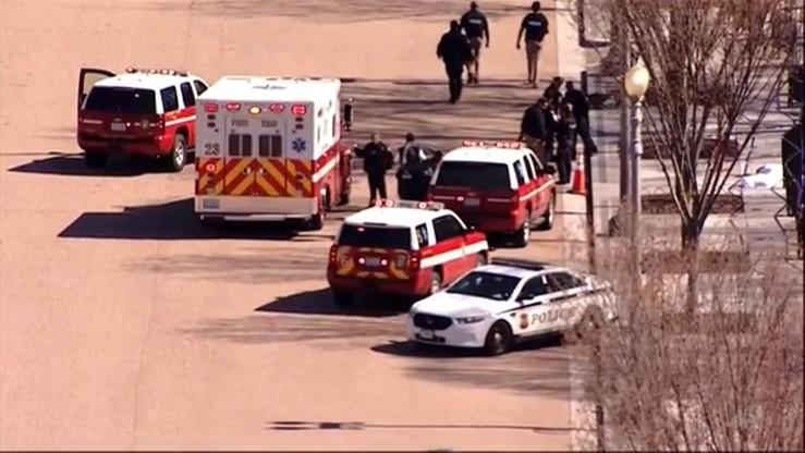 Mężczyzna zastrzelił się przed Białym Domem