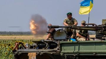"""""""Financial Times"""": Ukraina i Rosja stoją u progu otwartej wojny"""