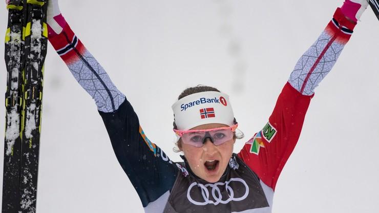 Tour de Ski: Oestberg najlepsza w biegu na dochodzenie