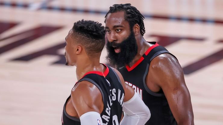 NBA: James Harden nie zagra już w Houston Rockets. Czeka na transfer