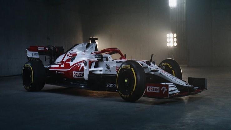 Zespół Alfa Romeo Racing ORLEN zaprezentował nowy bolid w Warszawie