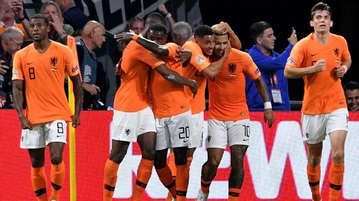 Liga Narodów: Holandia - Francja. Transmisja w Polsacie Sport