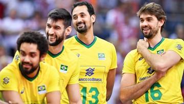 """Liga Narodów: Brazylia w finale! """"Canarinhos"""" nie dali szans Francji"""
