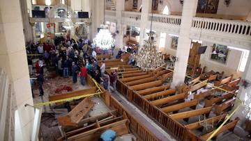 Co najmniej 43 ofiary zamachów w Egipcie. Państwo Islamskie zapowiada dalsze ataki na chrześcijan