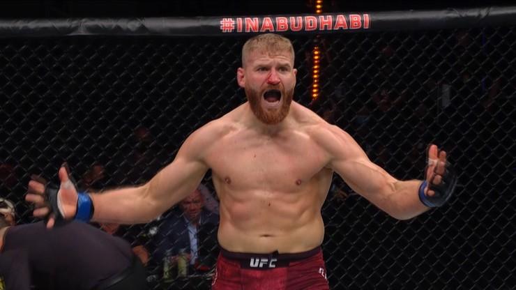 UFC 253: Jan Błachowicz - Dominick Reyes. Skrót walki (WIDEO)