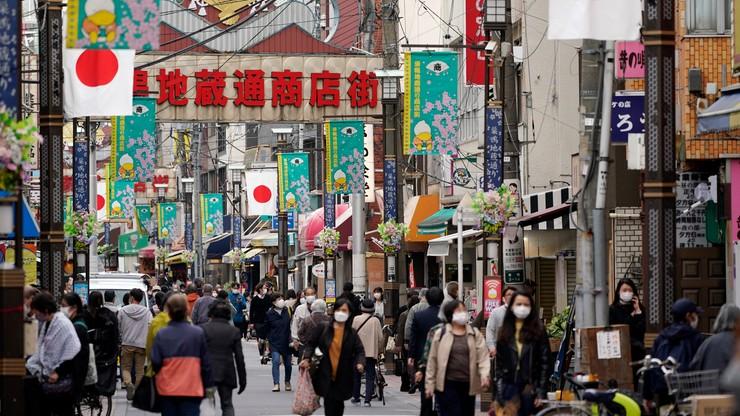 Japończycy nie chcą igrzysk w Tokio. Są niezadowoleni z tempa szczepień