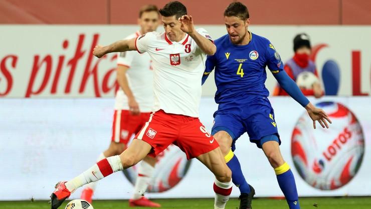 Eliminacje do Mistrzostw Świata 2022. Polacy pokonali Andorę