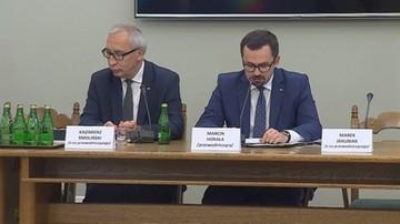 Horała: 26 sierpnia projekt raportu końcowego komisji ds. VAT