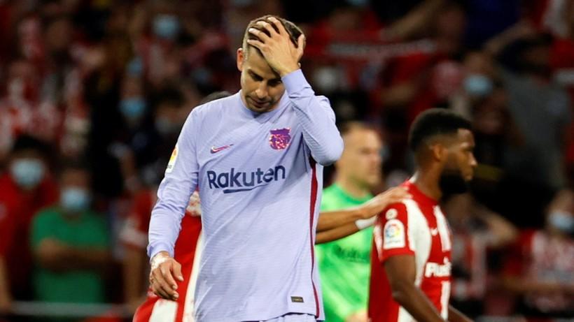 La Liga: Porażka Barcelony z Atletico Madryt