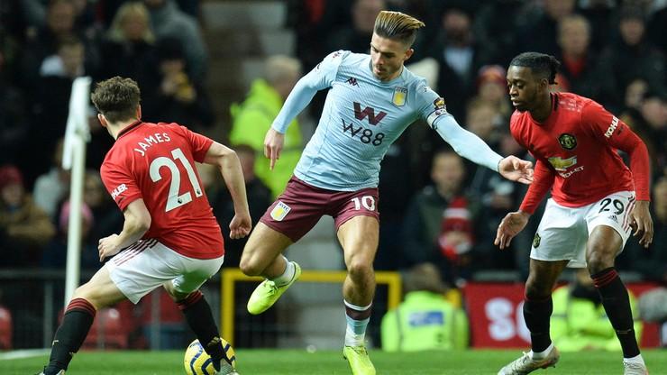 Gwiazda Aston Villa na celowniku Manchesteru United?