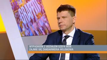 """""""Oni się w ten sposób  z nas Polaków śmieją"""". Petru o """"arogancji władzy"""""""