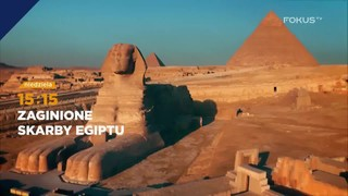 Zaginione skarby Egiptu