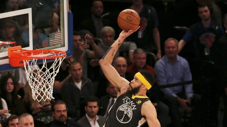 NBA: Warriors po raz 15. z rzędu lepsi od Suns