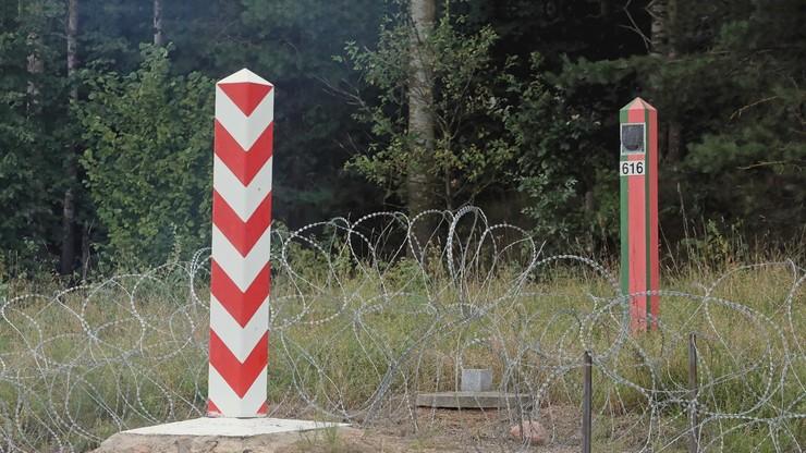 Granica z Białorusią. Straż Graniczna informuje o śmierci imigranta