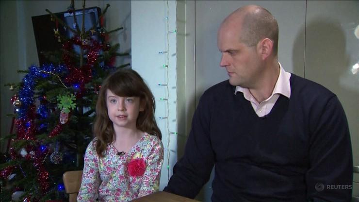 6-latka z Londynu dostała kartkę od więźniów zmuszanych do pracy w Chinach. Jest reakcja Tesco