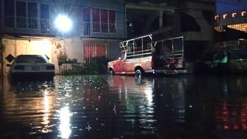 Gwałtowne powodzie w Meksyku. Są ofiary śmiertelne