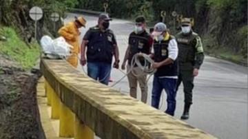 Zrzucili z mostu Peruwiańczyka. Nagranie zabójstwa opublikowali na TikToku