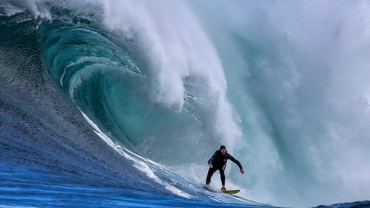 Paryż 2024: Tahiti chce zorganizować olimpijskie zawody w surfingu