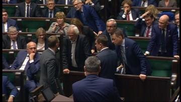 """Awantura w Sejmie. Nitras twierdzi, że Terlecki nazwał go """"pajacem"""""""