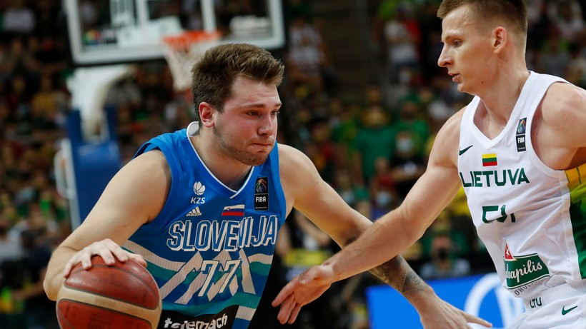 Reprezentacja Litwy w koszykówce po raz pierwszy od 1990 roku nie jedzie na igrzyska