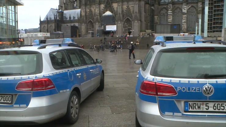 Niemcy: ponad 800 zgłoszeń o przestępstwach po zajściach w Kolonii