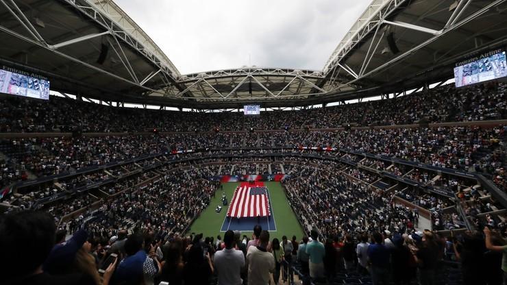 Co z turniejem US Open? Negatywne nastawienie tenisistów