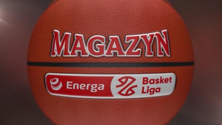 Magazyn Energa Basket Ligi. Transmisja w Polsacie Sport News i na Polsatsport.pl.