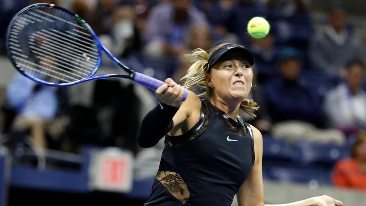 WTA w Toronto: Szarapowa i Kerber odpadły już w pierwszej rundzie