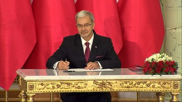 Prezydent na wniosek premiera powołał Jerzego Kwiecińskiego na ministra finansów