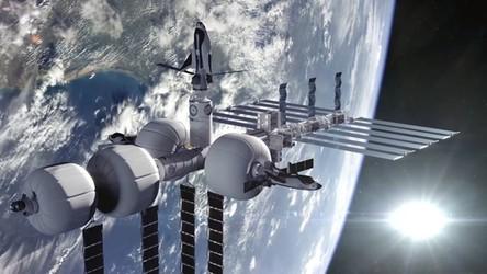 Ten wahadłowiec za rok będzie dostarczał astronautów do kosmicznego domu [WIDEO]