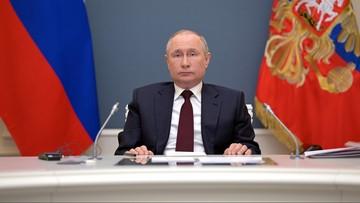 Władimir Putin zgodził się na spotkanie z prezydentem Ukrainy