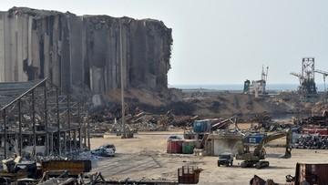 Tony wybuchowej substancji znalezione w Bejrucie. To tam doszło do eksplozji