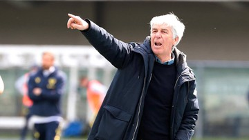 Trener Atalanty Bergamo zagrożony dyskwalifikacją