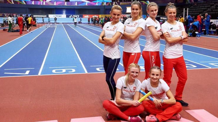 HMŚ Birmingham 2018: Sztafeta kobiet wystąpi w finale!