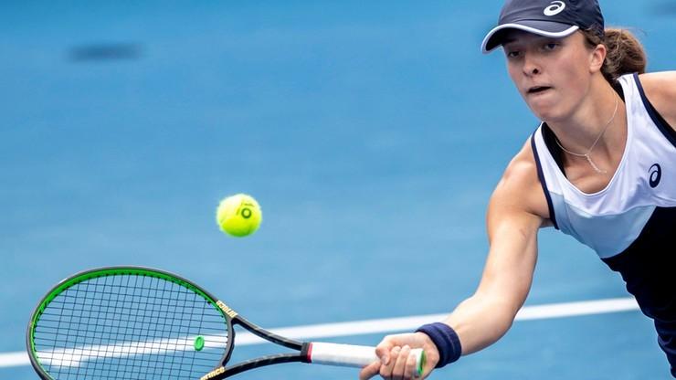 Iga Świątek po wygraniu 1. rundy French Open: Zagrałam bardzo dobrze taktycznie