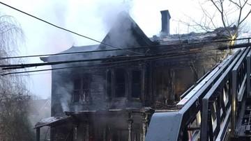 Spłonął kościół wyznawców szatana. Policja szuka sprawców