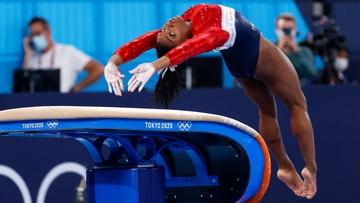 Tokio 2020: Amerykańska gimnastyczka Simone Biles nie weźmie udziału w czwartkowym wieloboju
