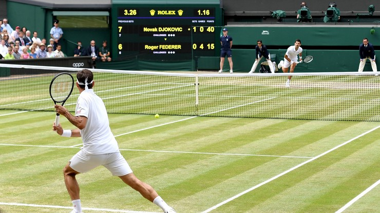 Wimbledon przekazał ponad milion funtów na walkę z epidemią