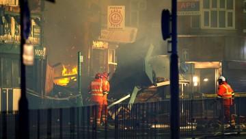 Liczba ofiar wybuchu w budynku z polskim sklepem w Leicester wzrosła do pięciu