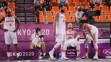 Dramat polskich koszykarzy! Żegnają się z igrzyskami