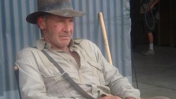Indiana Jones zgubił kartę kredytową