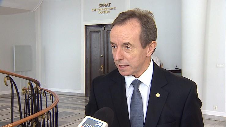 """Senator KO: byłem sondowany, czy nie """"wynająłbym się"""" dla obozu rządzącego"""