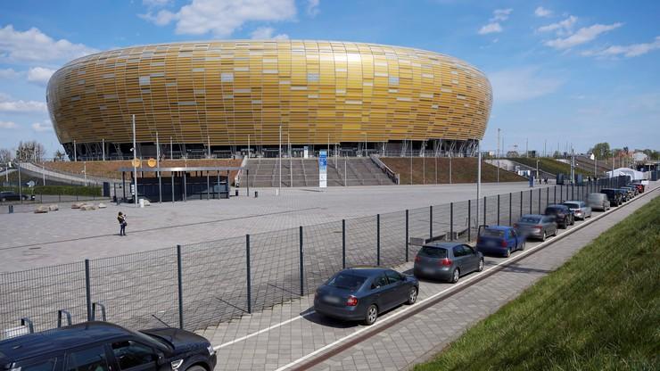 Derby Trójmiasta na nowej murawie stadionu w Gdańsku