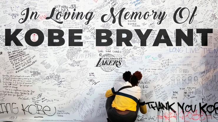 NBA: Miliony podpisów pod petycją o umieszczenie Bryanta w logo