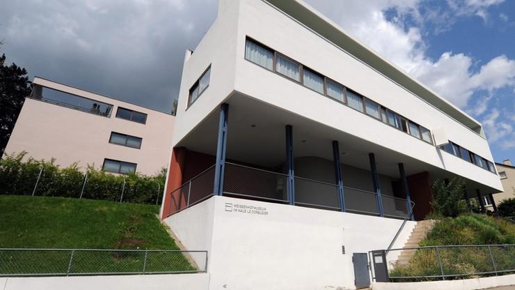 Dom le Corbusiera na liście światowego dziedzictwa UNESCO