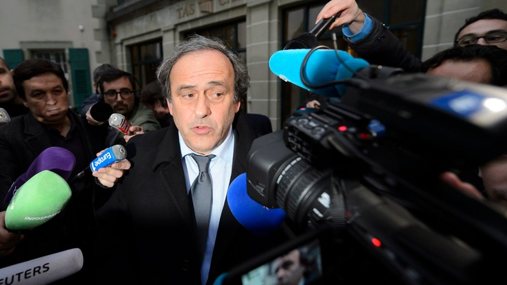 Fogiel z Paryża: Platini znów zostanie prezydentem UEFA?!