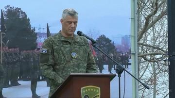 Kosowo utworzy armię. Rosja ostrzega przed destabilizacją w regionie