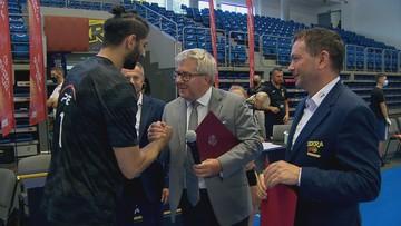 Milad Ebadipour otrzymał polskie obywatelstwo! (WIDEO)