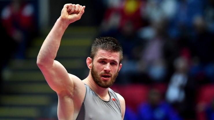 ME w zapasach: Baranowski zdobył srebrny medal