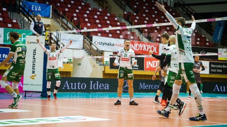 PlusLiga: Indykpol AZS Olsztyn - GKS Katowice. Transmisja w Polsacie Sport
